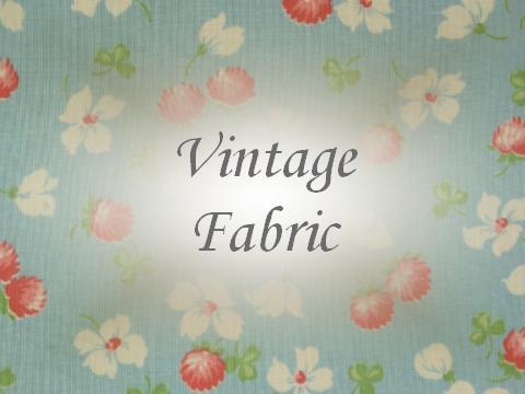 Vintage Fabric (116)